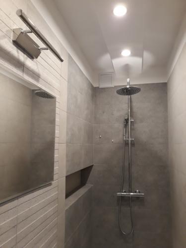 Łazienka pokoju 2-os. zewn.