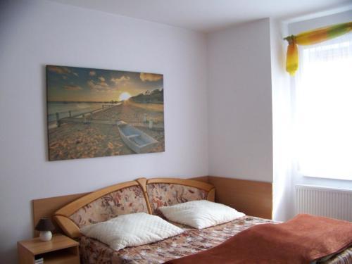 Pokój 2-osobowy z łóżkiem typu king-size i widokiem na Zatokę