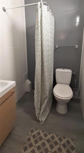 INDYWIDUALNA łazienka na korytarzu